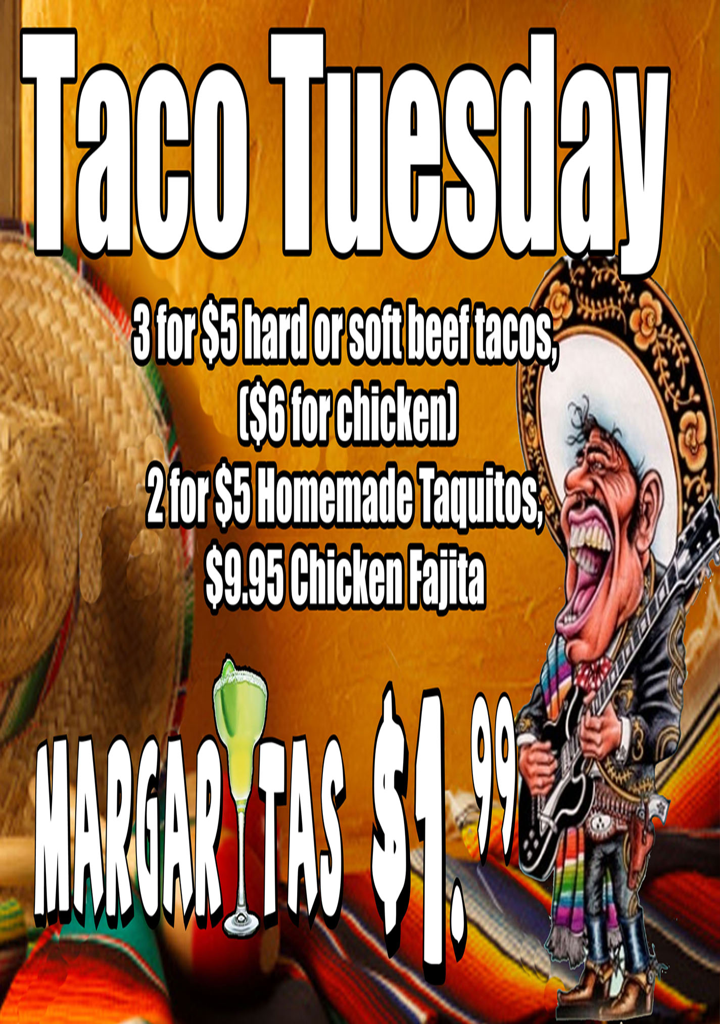 Tuesday Special